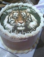 Customer Order Cake